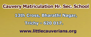 Cauvery Matriculation Higher Secondary School